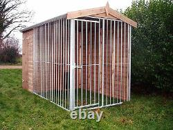 APEX BAR Dog Kennel And Run From £665