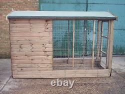Apex Dog Kennel and Run From £475