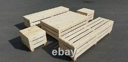Brand New Wood Pallet Timber Garden Furniture