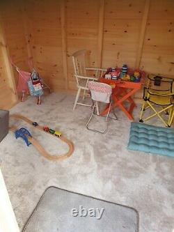 Childrens Outdoor Wooden Garden Wendy Play House Bespoke Handmade to order