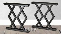 Epoxy Walnut Wooden Table (180x90x5cm) Rustic/Industrial Dinner/Coffee