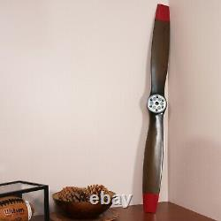 Handcrafted Wooden WWI Airplane Propeller Wall Decor