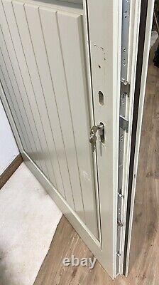 Handmade-bespoke Wooden Double Garage Doors-timber Window-georgian Bar-side Hung
