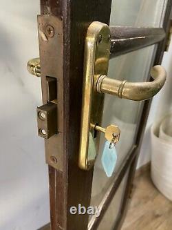 Handmade-bespoke Wooden French Doors-timber-sidelight-double Glazed-georgian Bar