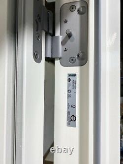 Rationel Handmade-bespoke Wooden Back Door-all Glass-tall-triple Glazed-timber