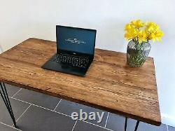 Reclaimed Sustainable Wooden Desk