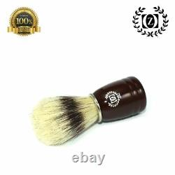 Shave Ready Wooden Cut Throat 6 Pc Men's Straight Razor Shaving Kit Gift Set
