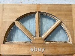 Solid Timber Front Door-handmade-bespoke-wooden-georgian Pine-carolina-entrance