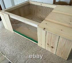TORTOISE TABLE Tortoise House Hand Made Wooden Table WILL POST