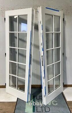 Timber Windows Handmade-bespoke Wooden French Doors-white-timber-window-external