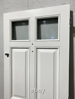 Timber Windows-handmade-bespoke Wooden Front Entrance Door-narrow-external-thin