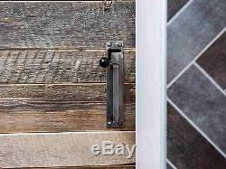 Vintage barn house luxury wooden sliding doors hand made antique wood Individual