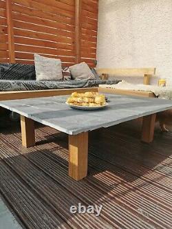 WOODEN GARDEN FURNITURE PATIO GARDEN SET, Bespoke Hardwood furniture