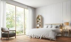 Wooden Grooved Beaded Panels Wall Panelling Tongue and Groove Cladding Sheets