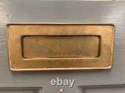 Wooden front door used